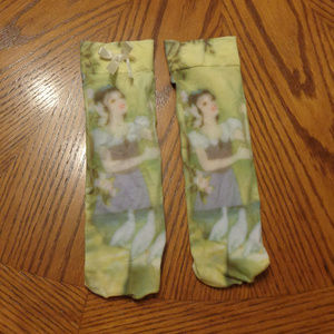 Snow white socks disney